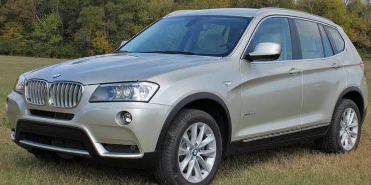 Car Insurance for BMW X3 Rates From $40\/Month  Free Quotes