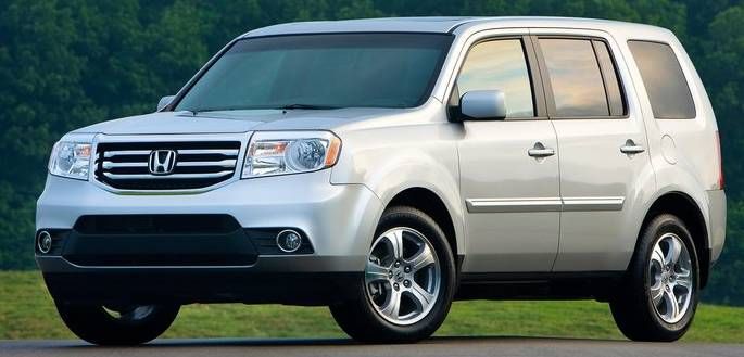 Cheap Car Insurance Rates >> Honda Pilot Car Insurance - Compare All Rates Online