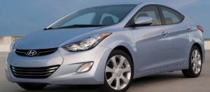 Hyundai Elantra car insurance quotes