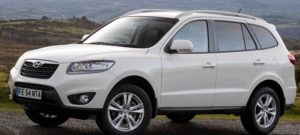 Hyundai Santa-Fe car auto insurance quotes