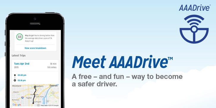 AAA Drive App